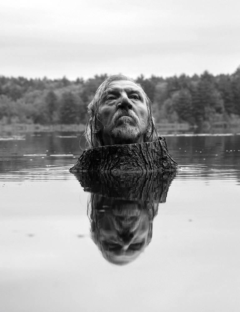 « Fosters Pond » d'Arno Rafael Minkkinen, galerie Arcturus (Photo Saint-Germain).