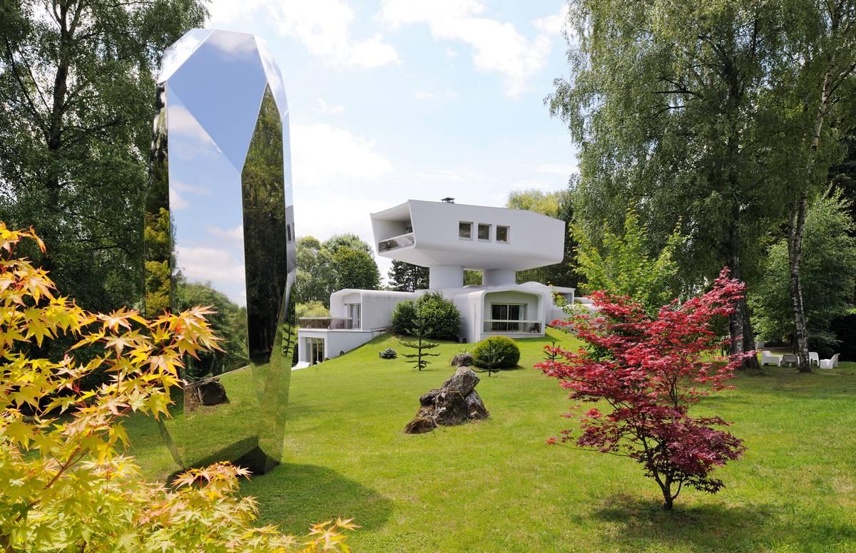 L 39 art est dans le jardin id es d co meubles et int rieurs design residences decoration magazine for Jardin design magazine