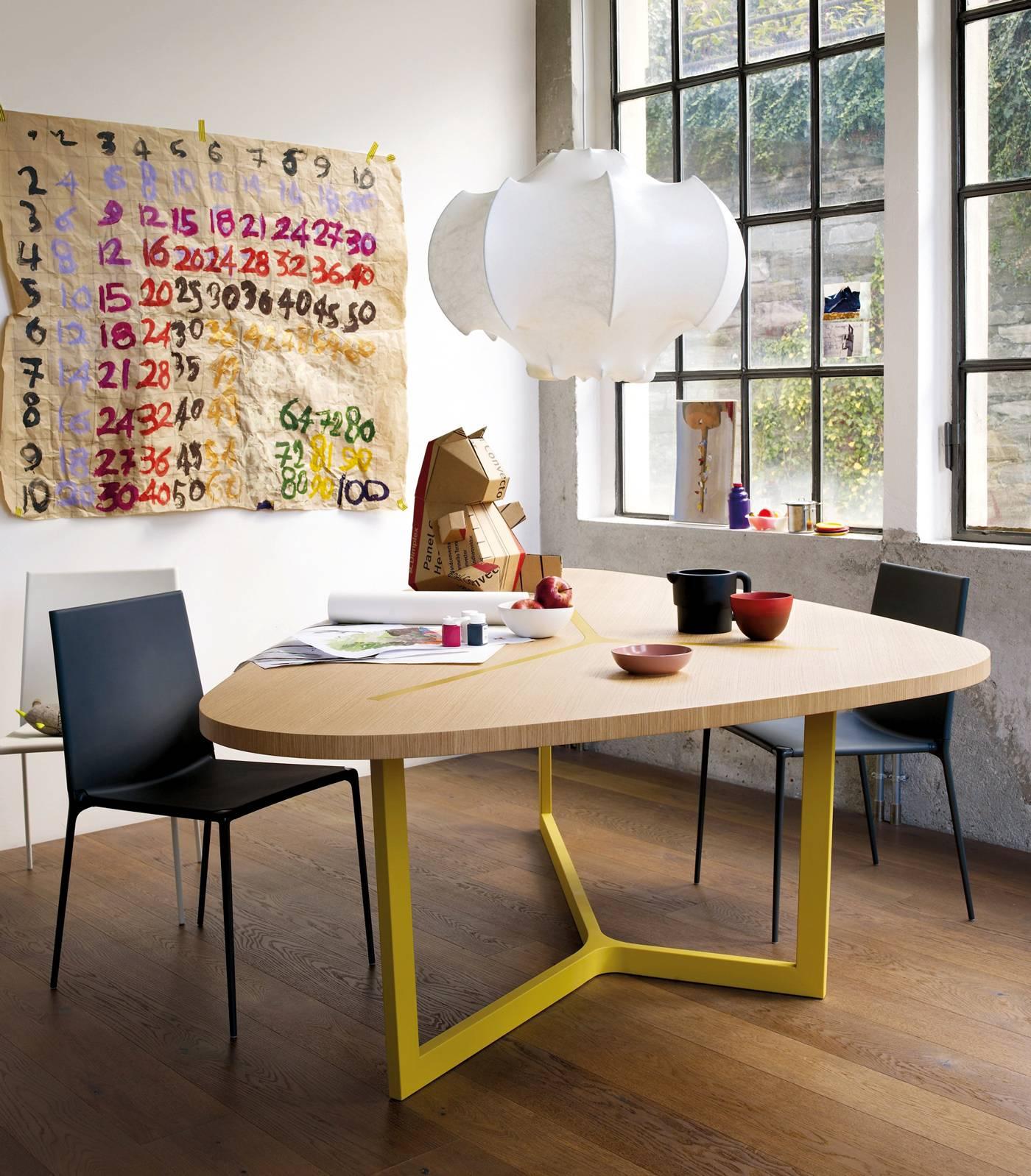 le loft sur le lac de c me id es d co meubles et. Black Bedroom Furniture Sets. Home Design Ideas