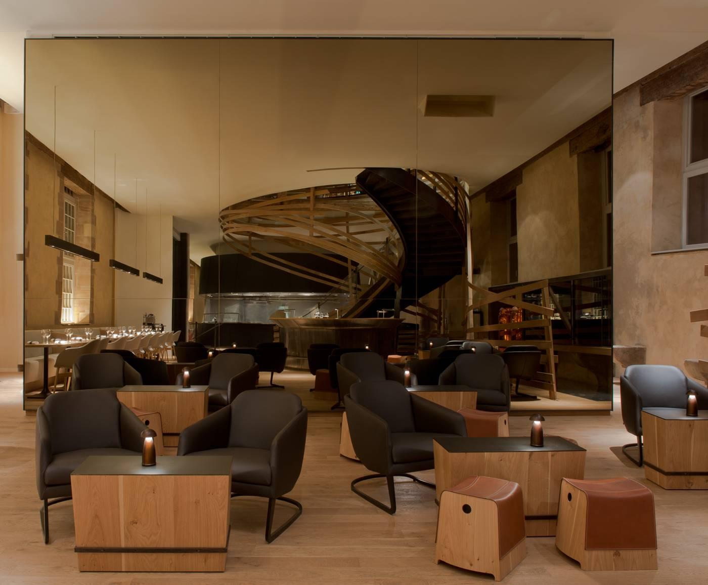 Hotel Restaurant Les Harras – Strasbourg | Idées Déco, Meubles et ...