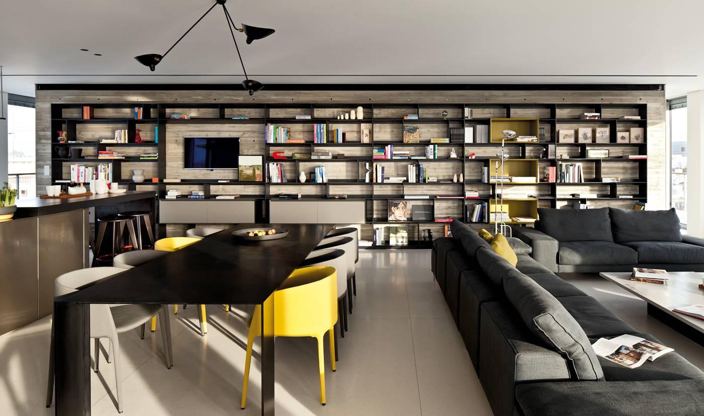 tel aviv une piscine sur le toit id es d co meubles et int rieurs design residences. Black Bedroom Furniture Sets. Home Design Ideas