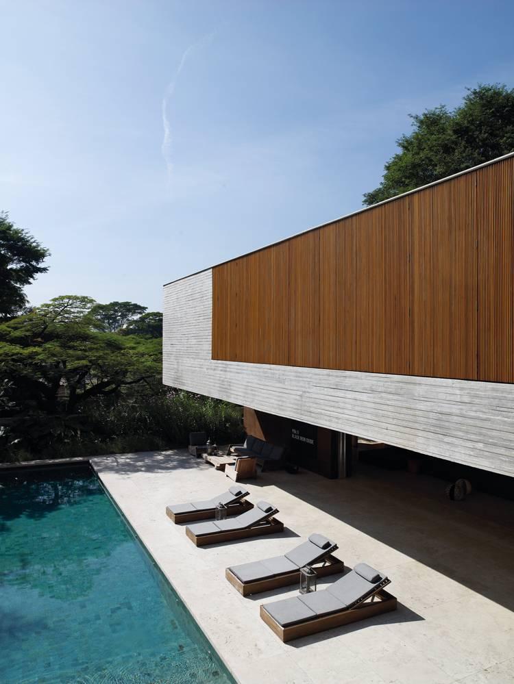 Casa dos ip s modernisme tropical id es d co meubles for Architecte bresilien