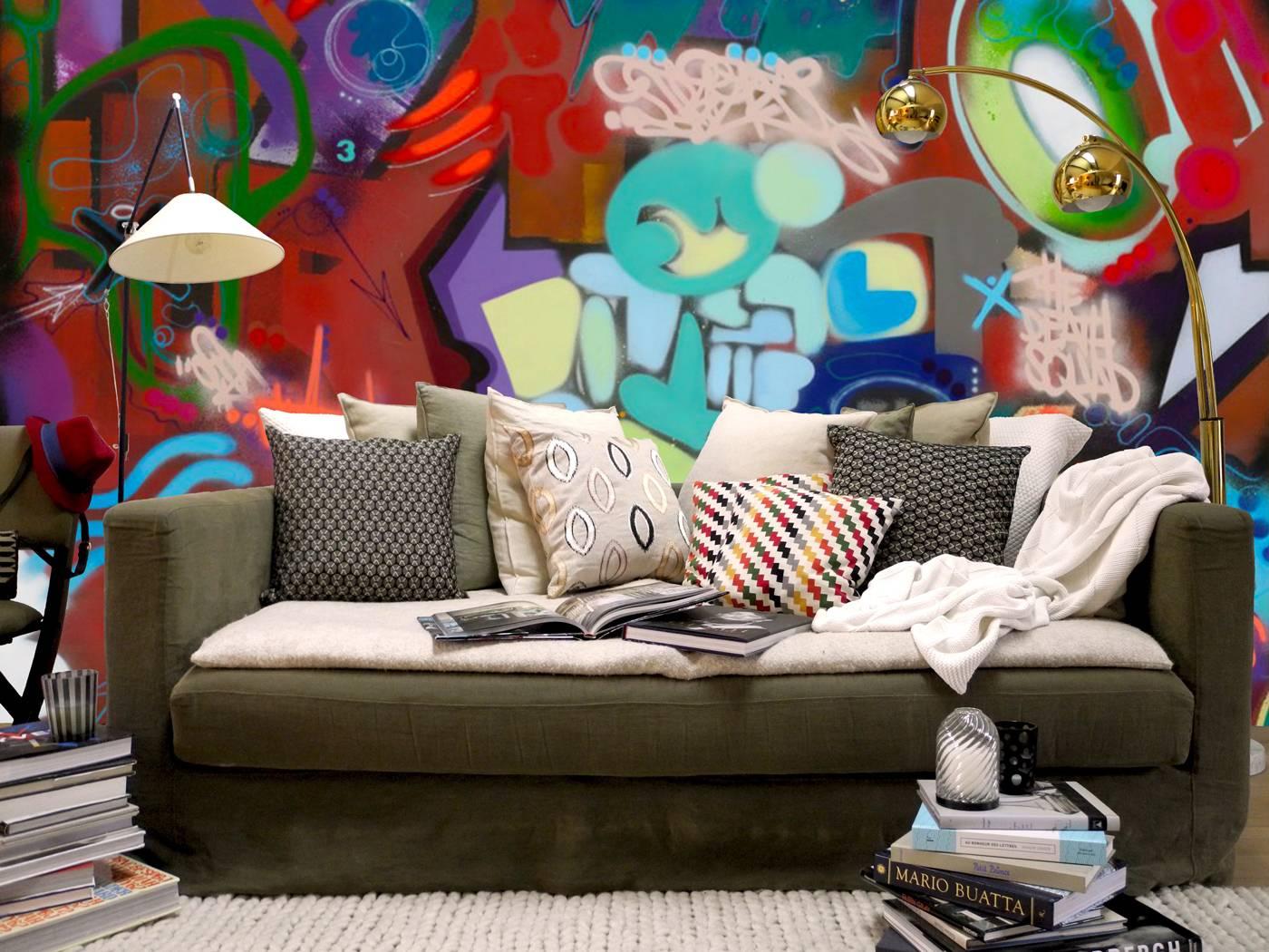 La maison pierre frey x toxic id es d co meubles et int rieurs design residences decoration for Pierre frey showroom