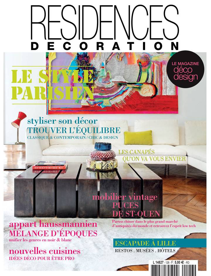 Residences decoration residences decoration magazine - Magazine de decoration ...