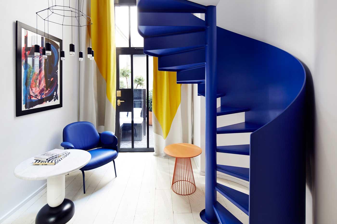 hotel du ministere 06 2015 54597 residences decoration magazine. Black Bedroom Furniture Sets. Home Design Ideas