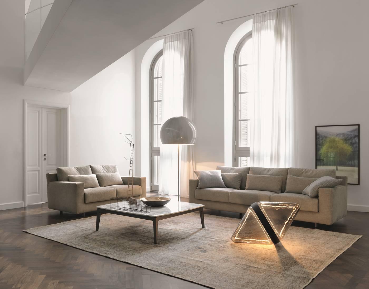 Flou la r f rence confort et luxe id es d co meubles for Salotti bellissimi