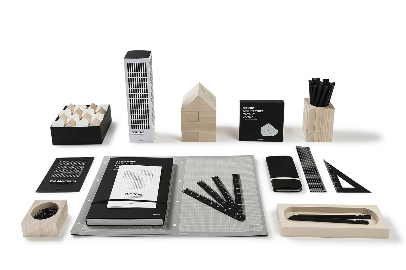 Jeux d 39 architecture id es d co meubles et int rieurs for Architecture et tendances magazine