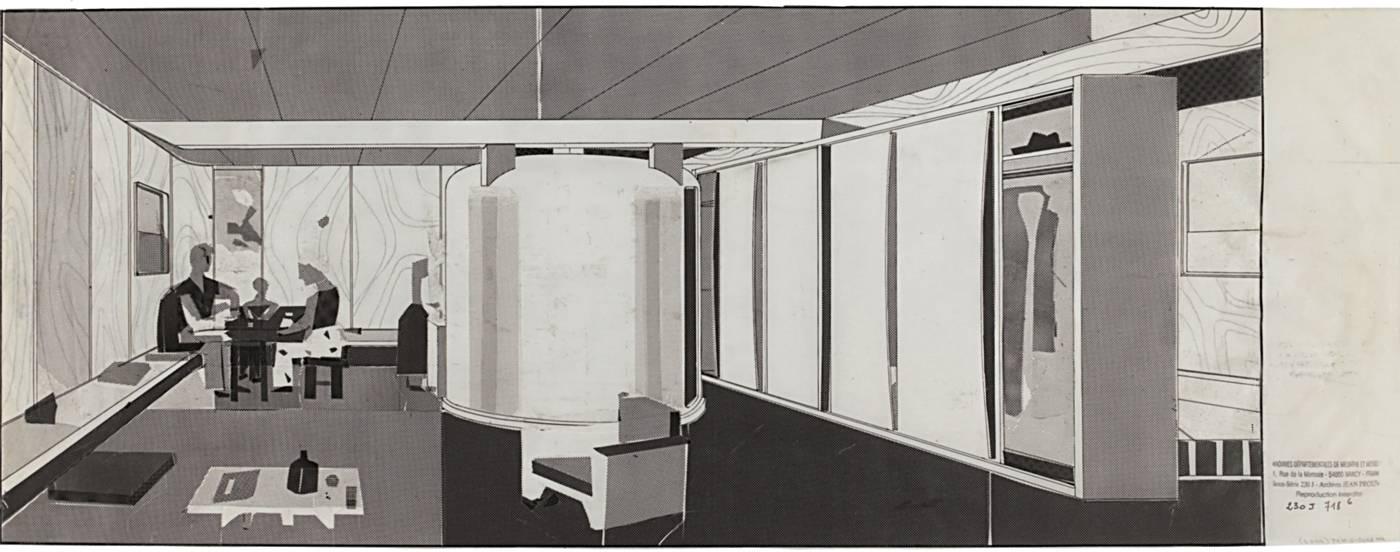 Jean prouv constructeur des temps modernes id es d co meubles et int rie - Maison des jours meilleurs ...