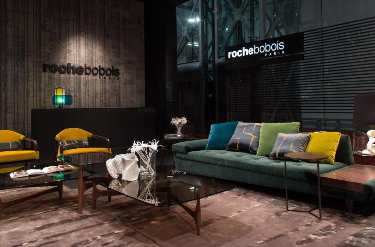 roche bobois toujours plus de design id es d co. Black Bedroom Furniture Sets. Home Design Ideas