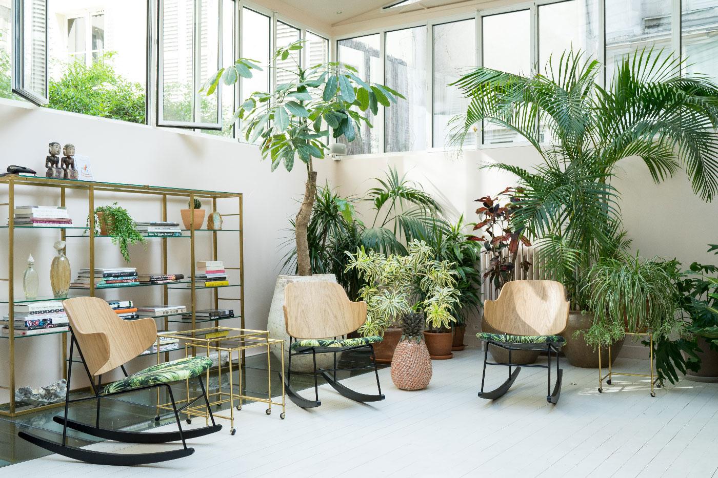 le retour du rocking chair id es d co meubles et int rieurs design residences decoration. Black Bedroom Furniture Sets. Home Design Ideas