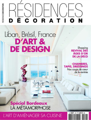 Magazine d co design art architecture r sidences d coration magazine - Magazine de decoration ...