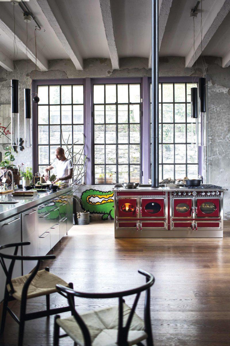 LES CUISINES FONT LEUR RENTRÉE Idées Déco Meubles Et Intérieurs - Cuisiniere table gaz four electrique pour idees de deco de cuisine