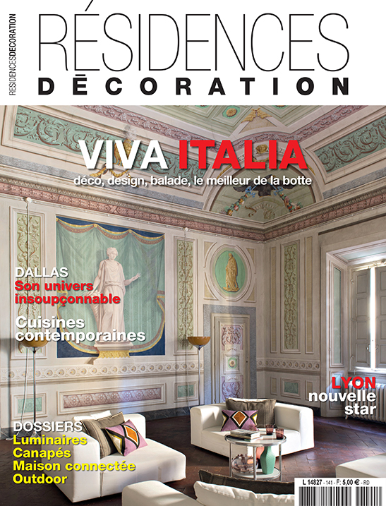 Residences Decoration N 141 Residences Decoration Magazine