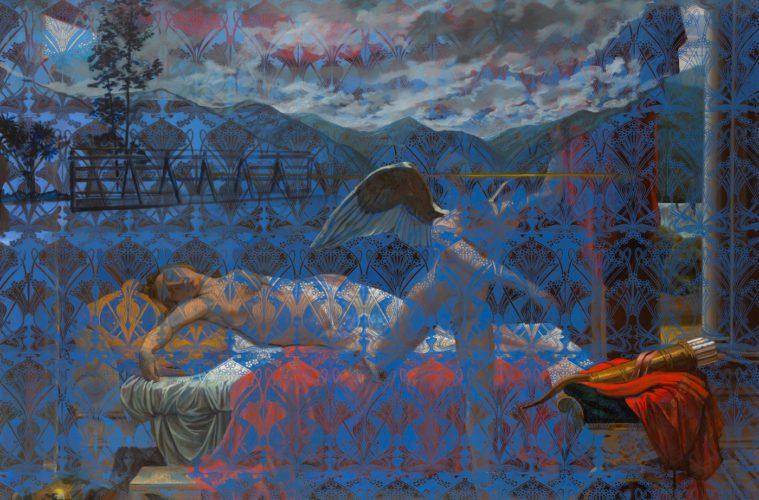 Nicolas Aubagnac Et Olivier Masmonteil à La Galerie Scène Ouverte