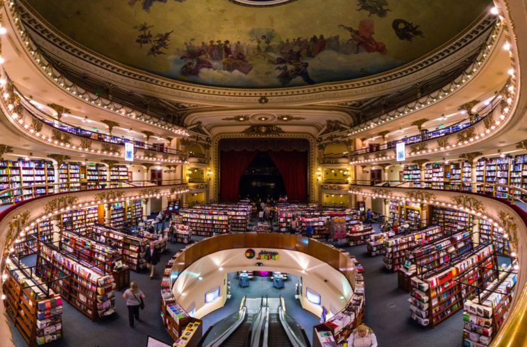 El Ateneo Grand Splendid, La Plus Belle Librairie Du Monde ?