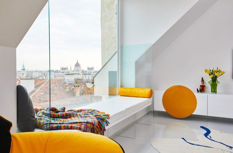 Appartement Avec Vue à Budapest !