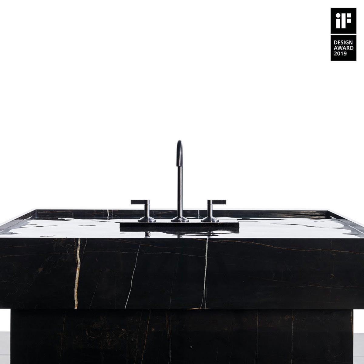 Porcelanosa Meuble De Salle De Bain lignage » de porcelanosa remporte le prix du meilleur design