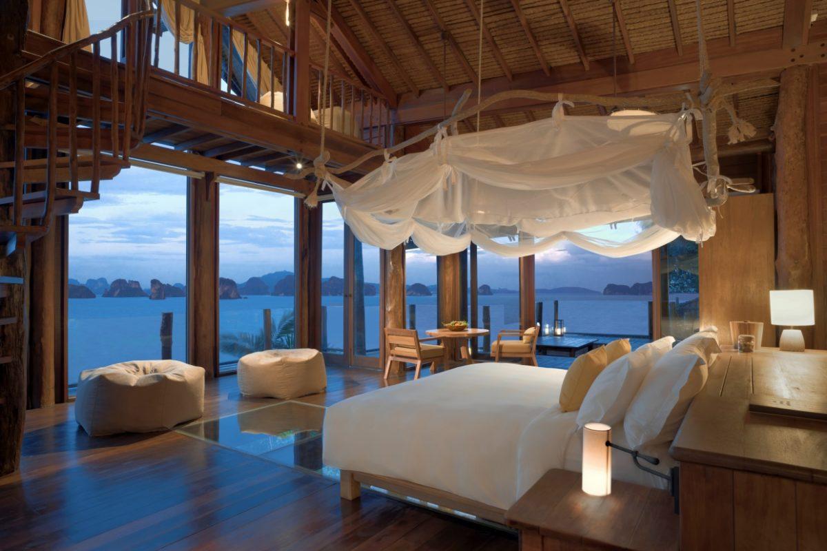 The View by Six Senses Yao Noi : villa de luxe romantique en plein