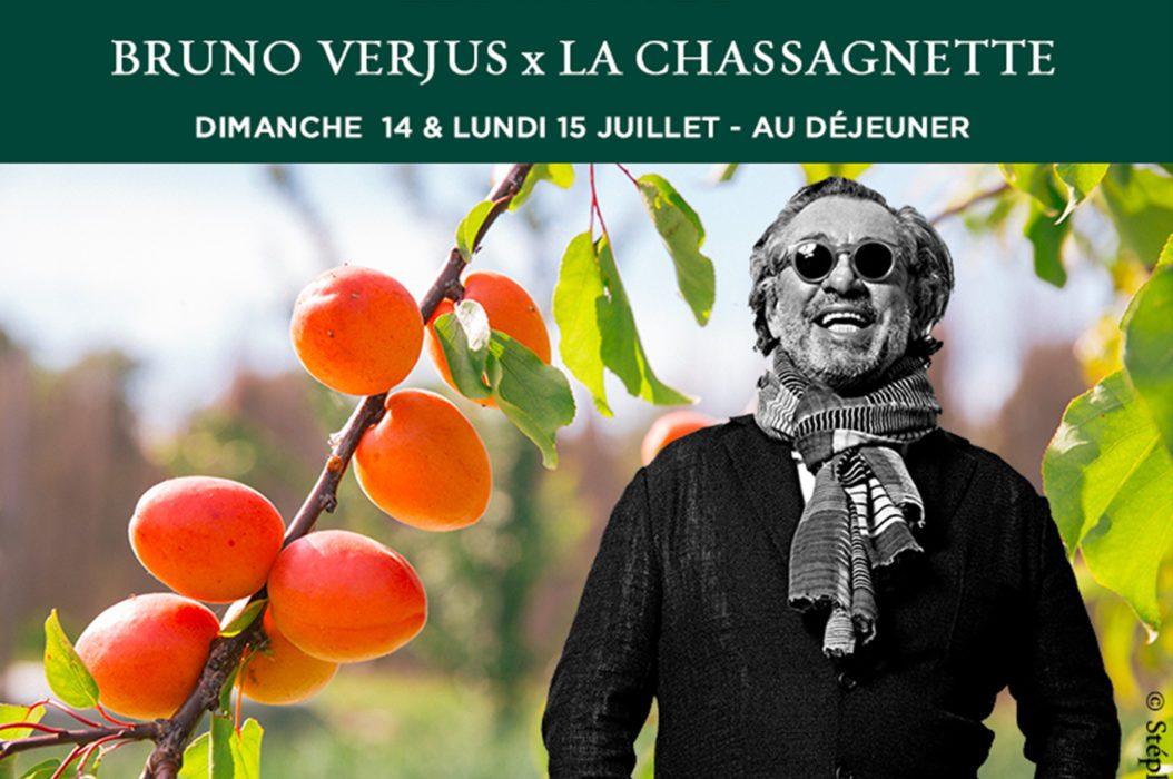 La Chassagnette x Bruno Verjus